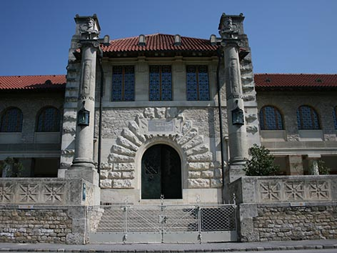 Carnuntum Museum außen