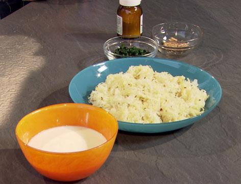 Sauerkraut, Milch, Mediamente