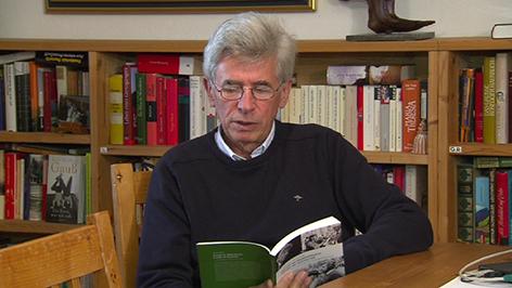 Franz Glaser Buch
