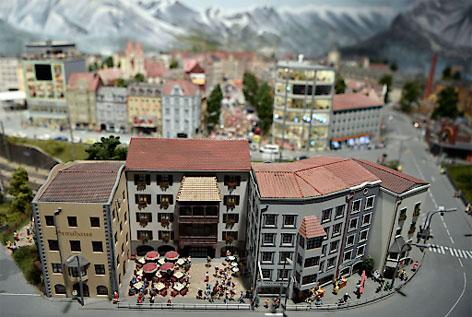 Miniatur Tirolerland Wien