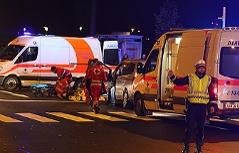 Verkehrsunfall Zebrastreifen VU Aigen