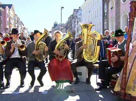 Alpenländischer Volkmusikwettbewerb