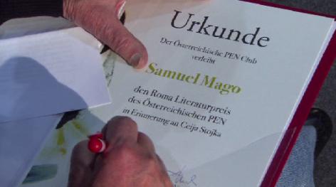 Samuel Mago Pen Club Literaturpreis