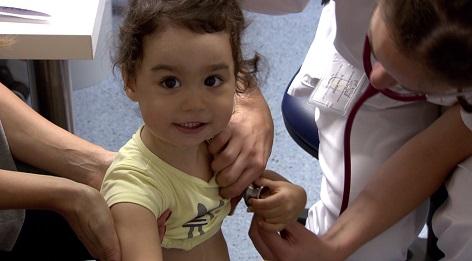 Pädiatrischen Onkologie im St. Anna Kinderspital