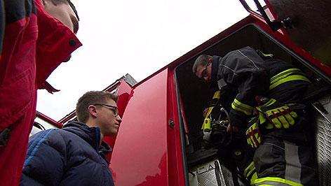 Feuerwerhfachausbildung HTL Pinkafeld