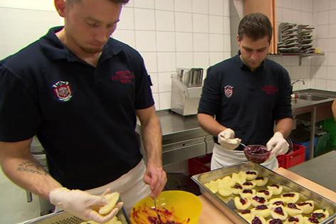 Kochbuch Feuerwehr