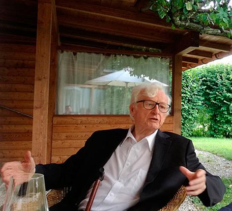 Gerhard Garstenauer verstorben