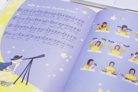Bilinguales Liederbuch