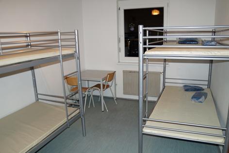 Notschlafstelle Schusterbergweg