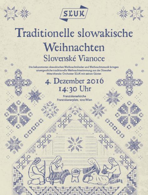 Slowakisches Weihnachtskonzert mit Sluk