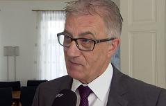 Walter Steidl, Landesparteiobmann der SPÖ in Salzburg