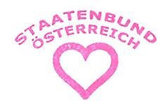 """Stempel des """"Staatenbundes Österreich"""""""