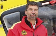 Wolfgang Voelckel Flugrettung Unfallkrankenhaus leitender Arzt