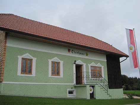 Ölerhaus in Geboltskirchen