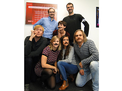 Movember Team ORF