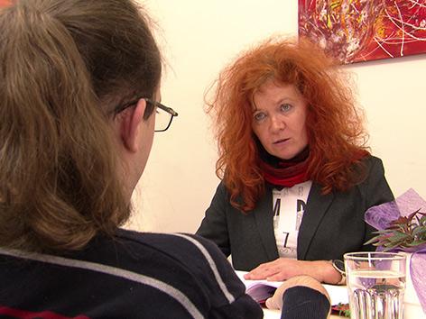 Isabelle Scheiflinger Anwältin Menschen mit Behinderung