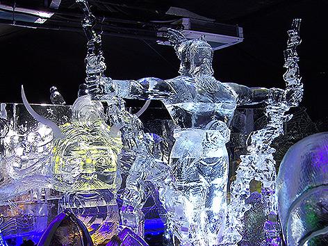 SSC Eisskulpturen