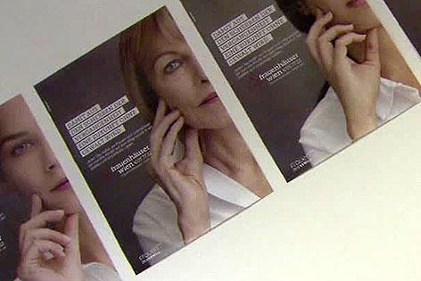 Plakat für neue Kampagne der Wiener Frauenhäuser