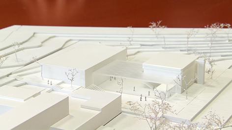 Siegerprojekt für neues Kulturzentrum Mattersburg