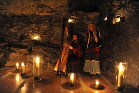 Goldegg Adventspaziergang