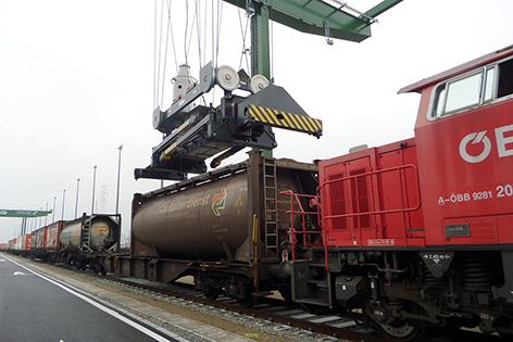 Güterbahnhof Wien-Süd