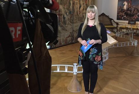 Pavlína Woodhams und Alena Heribanová | České Ozvěny | Slovenské Ozveny Dezember 2016