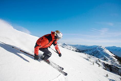 Skifahren am Hochkar