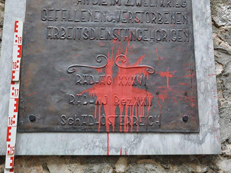 Ulrichsberg Gedenkstätte