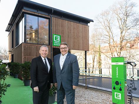 Urban Box Energie Steiermark