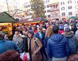 Weihnachten Einkauf Innsbruck Altstadt