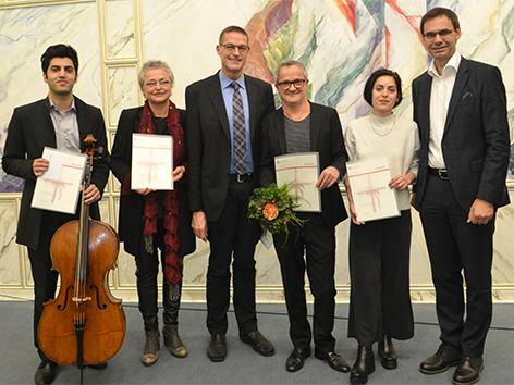Landes-Auszeichnung Kunst