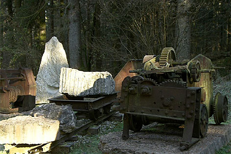 Marmorweg in Adnet