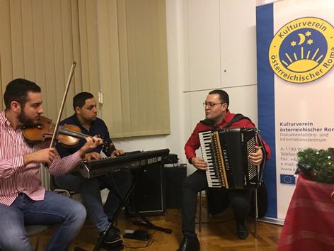 Roma Advent Kulturverein
