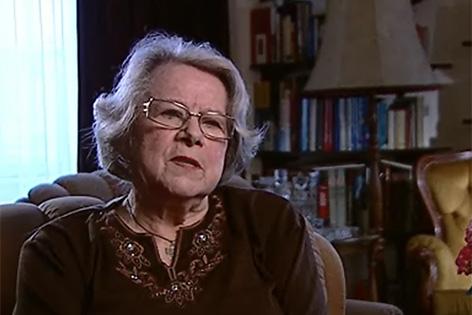 Vilma Neuwirth im ORF-Interview