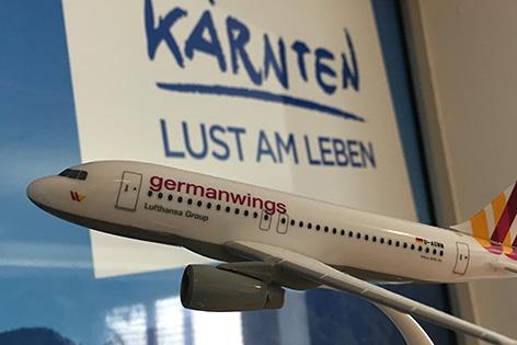 Berlin Flüge Flughafen Klagenfurt gestrichen