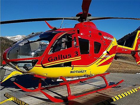 Hubschrauber Gallus 3