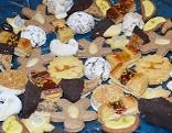 Kekse für Weihnachten