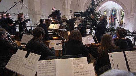Festmesse Martinsdom ORF ZDF