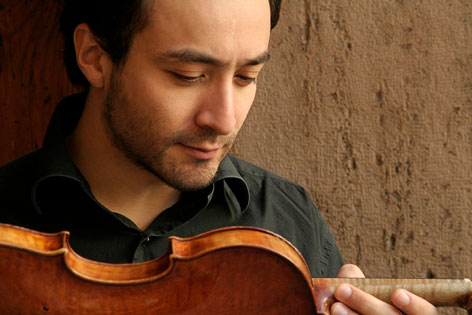 Riccardo Minasi Chefdirigent Mozarteumorchester