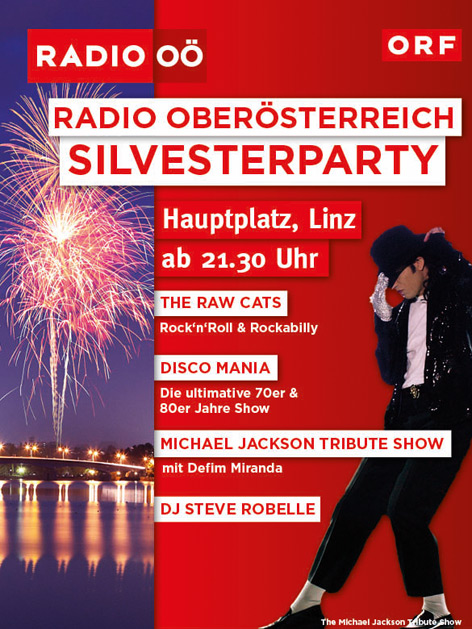 Plakat Silvesterparty