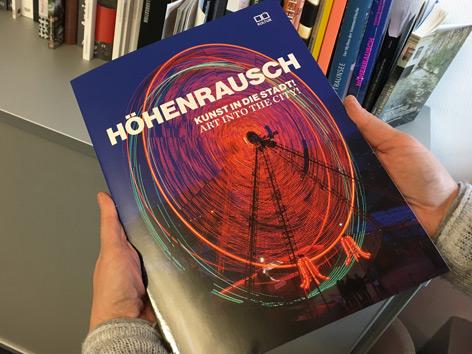 Buch zum Linzer Höhenrausch