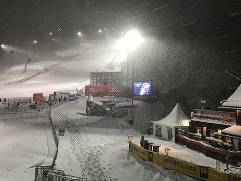 Semmering Weltcup Slalom
