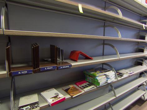 Buchläden in der Wiener Innenstadt kämpfen mit der Globalisierung