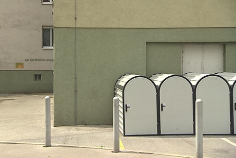 Fahrradgaragen Fahrradboxen