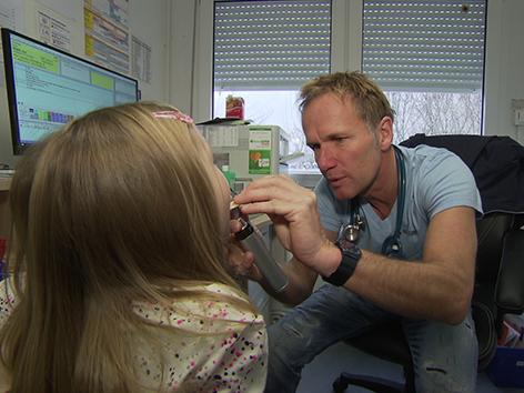 Reportage Landarzt Kottes Allgemeinmediziner