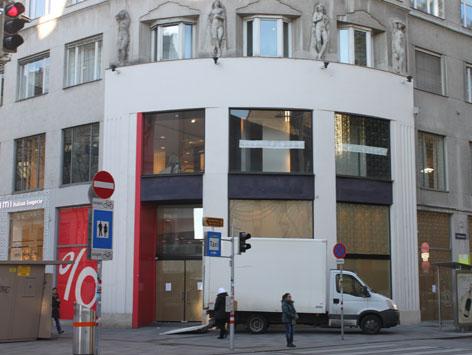Modeketten Verlassen Mariahilfer Strasse Wien Orf At