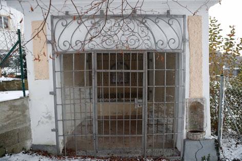 Kapellen-Schänder im Innviertel