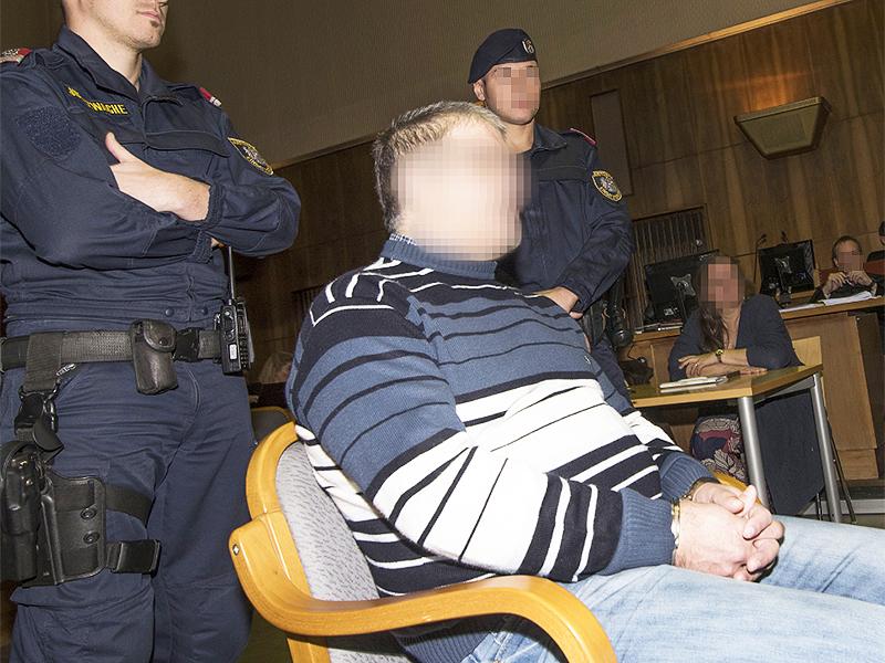 Mordprozess in Graz