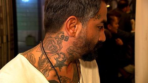 Tattoo-Körperkunst
