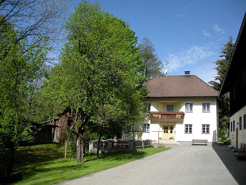 Dorfermuehle Wohnhaus